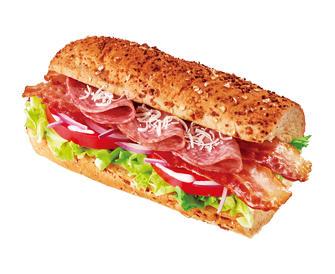 BLT│サブウェイのサンドイッチ│...