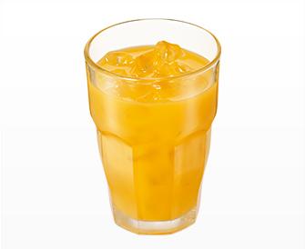 マンゴオレンジジュース